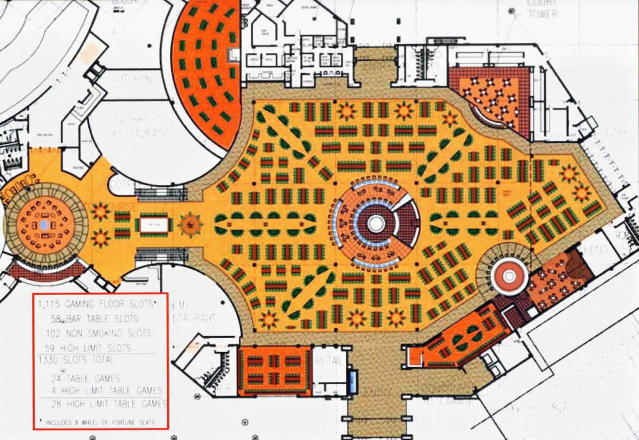 Casino floor plans design casino las vegas web cam